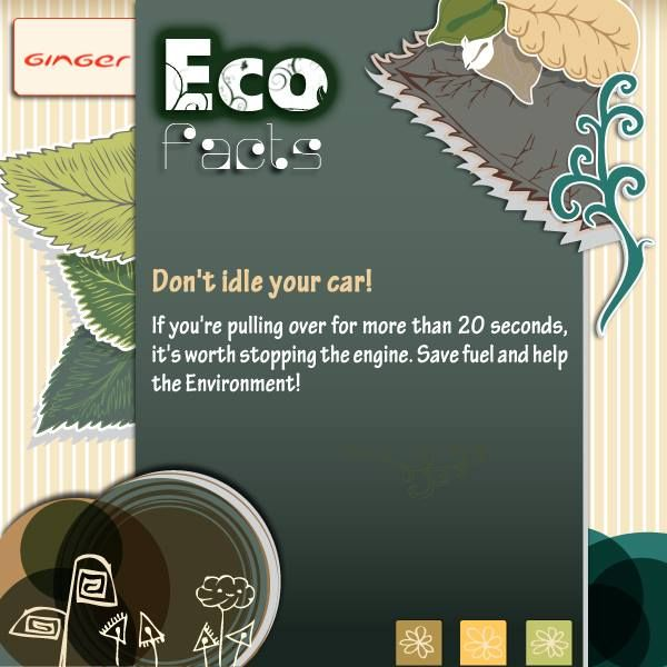 Eco facts # 6