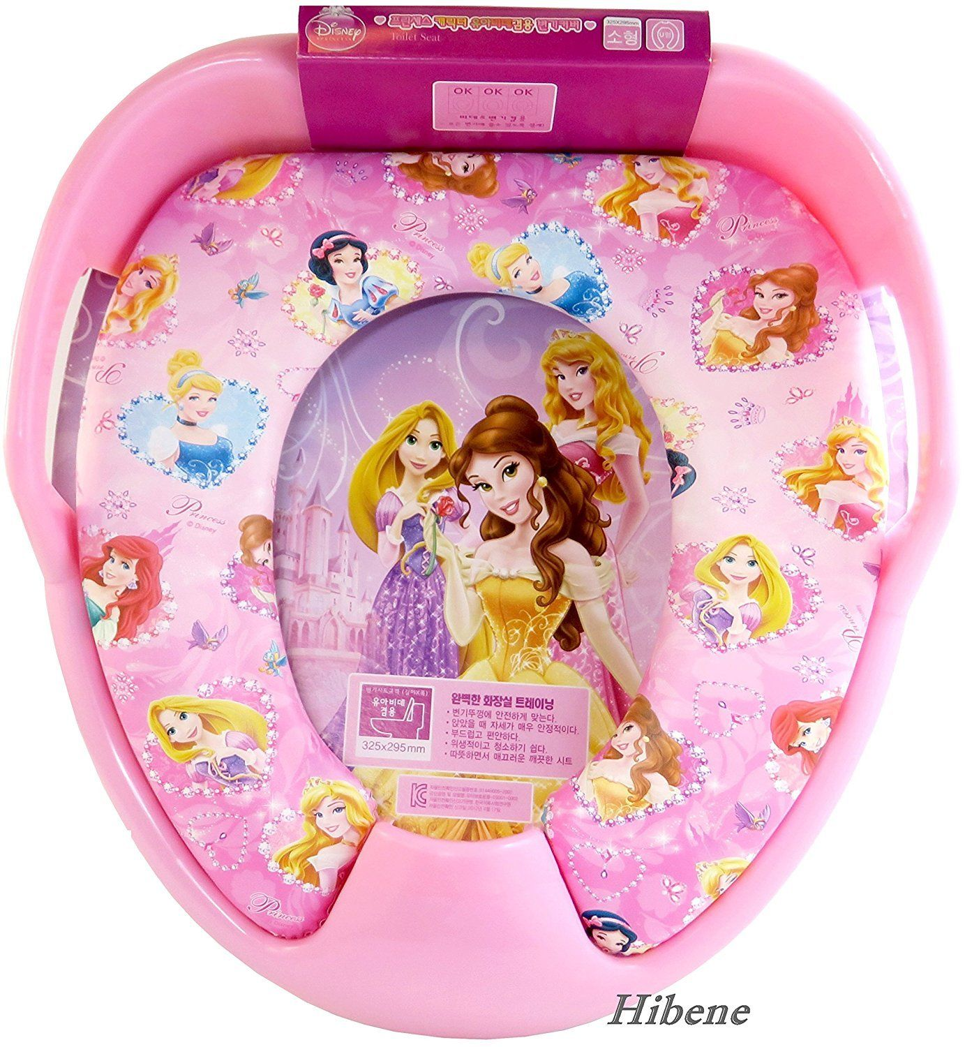 For Potty Training And Regular Use For Babies And Small Kids. Place Over  Existing Toilet Seat. Size : X Inch X Cm); For Babies Months.
