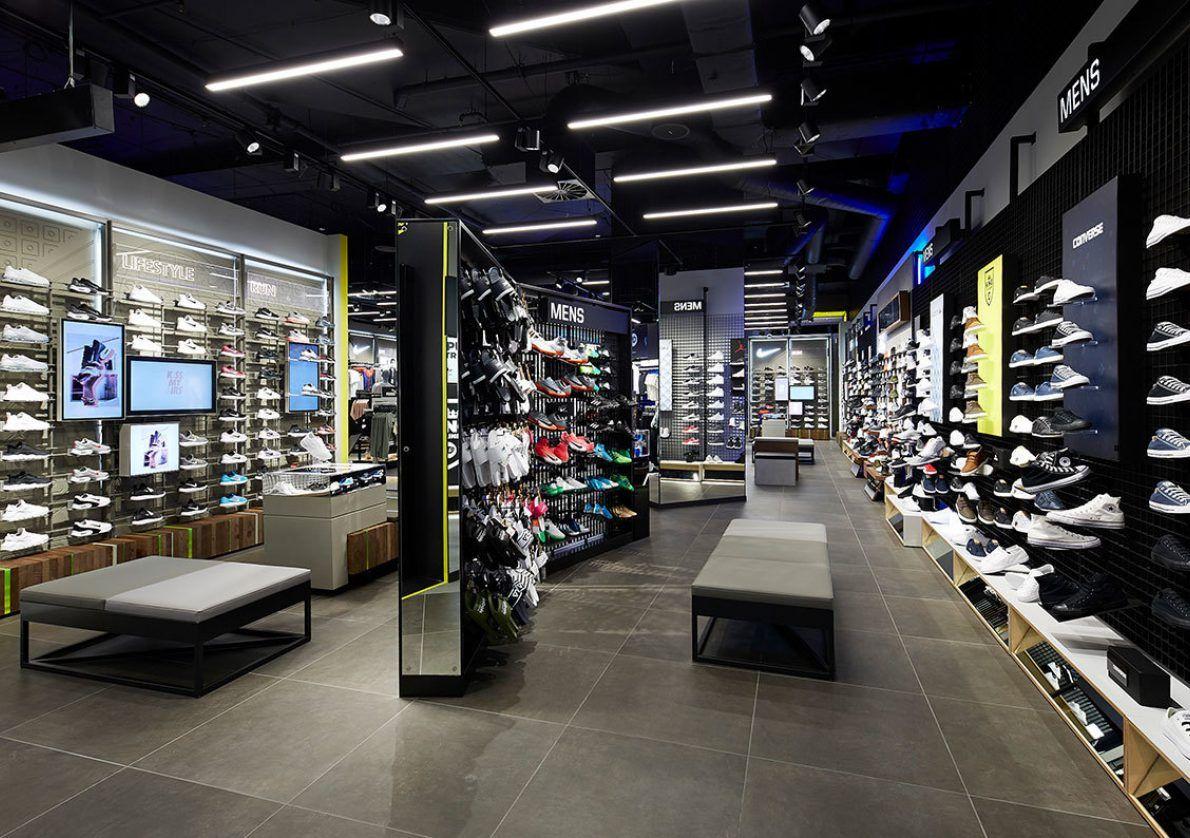 Image result for jd sports retail design Retail design