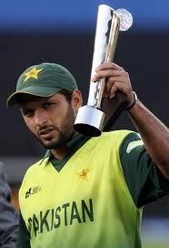 Pakistani hit cricket player shahid Afridi which known as bOOm ...