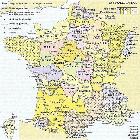Pin By Kamil Zbikowski On Maps France Map France Map