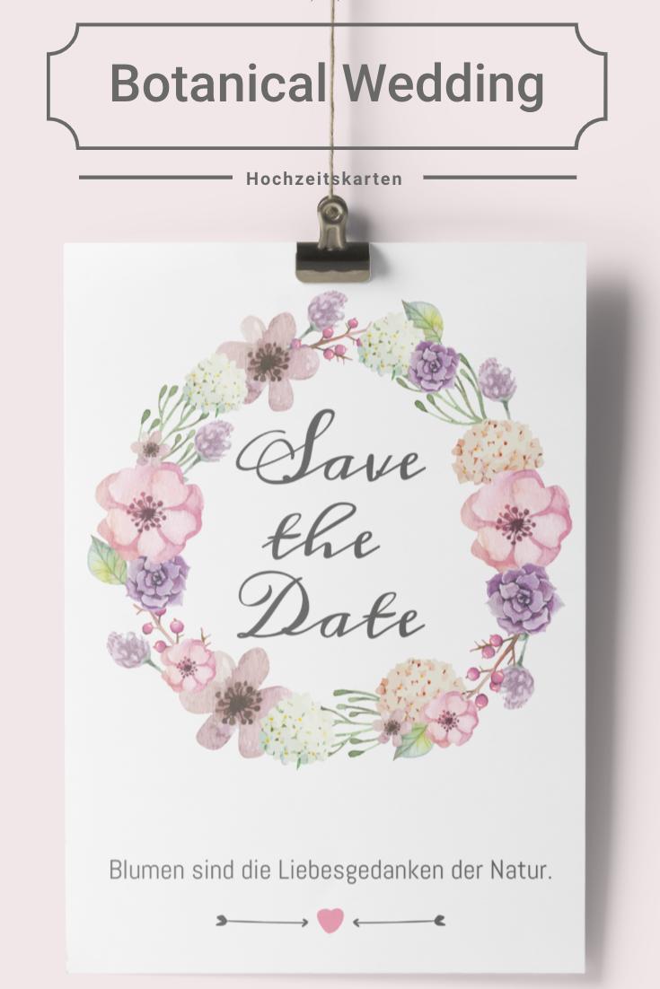 Die Perfekten Hochzeitskarten Fur Deine Hochzeit Im Angesagten