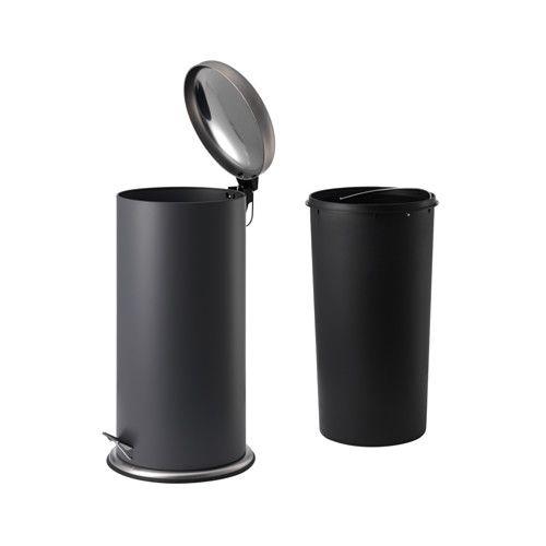 Meubles Et Accessoires Avec Images Poubelle A Pedale Poubelle Ikea