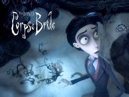 deviantART: More Like Corpse Bride Wallpaper by *QueenDevious