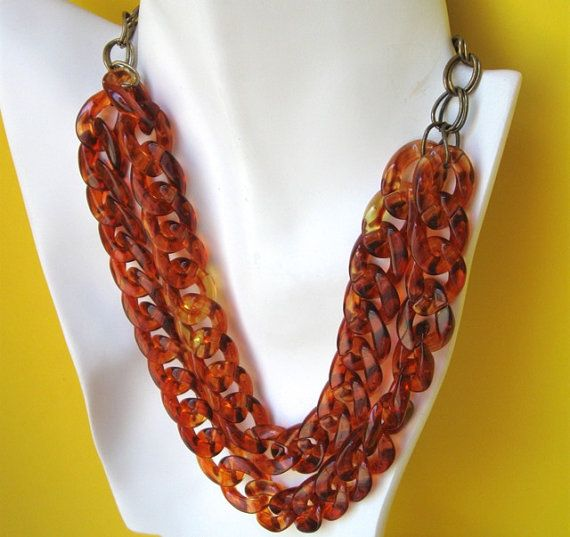 $22.00.  Kenneth Lane knock off!!  It might be hard to find this again for $22.00.  Great deal, love this vendor.  Tortoise Shell Chain Necklace by MimiJewels on Etsy.  http://www.etsy.com/listing/160150585/tortoise-shell-chain-necklace?ref=shop_home_active