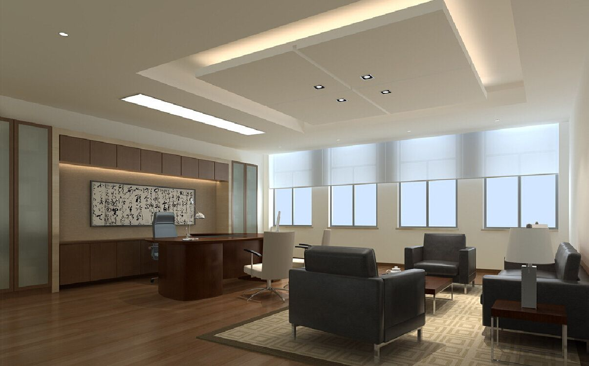Simple Office Design. Simple And Classy Office Interiors With ...