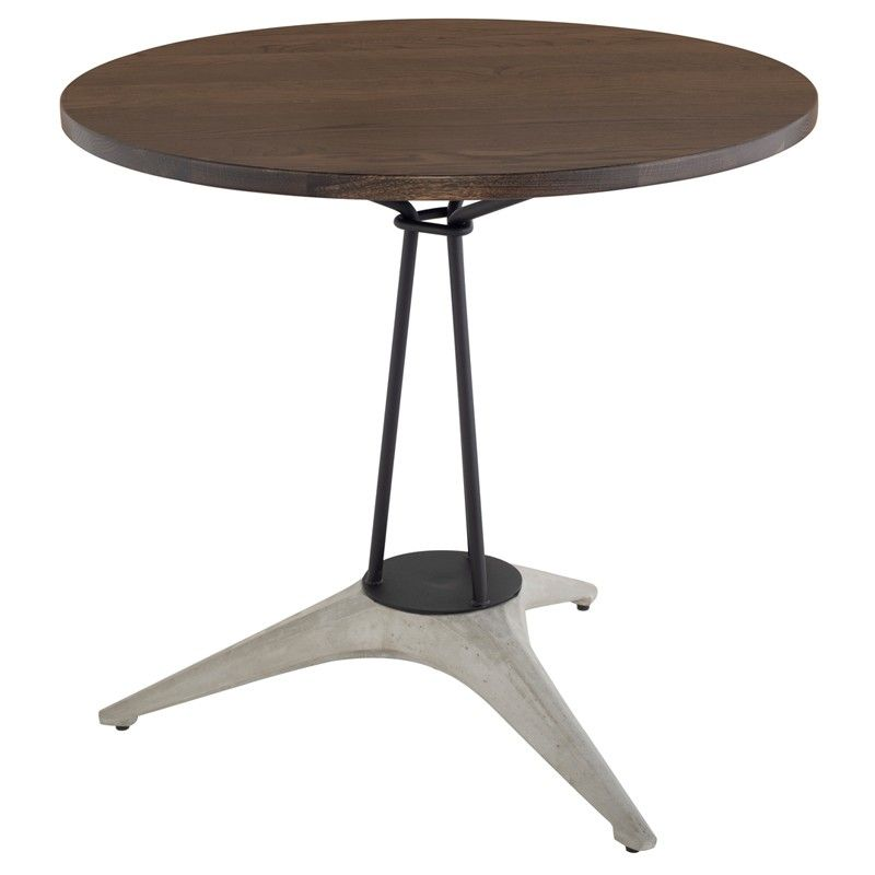 Best Pin By Nicole Lewis On Tables Bistro Table Oak Table 640 x 480