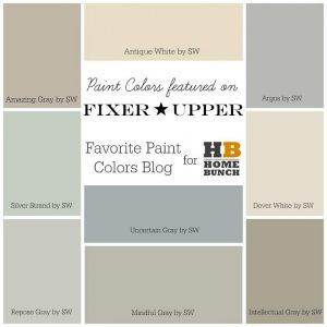 Fixer Upper Paint Colors Hgtv Favorite Amazing Gray Sw7044 Sherwin