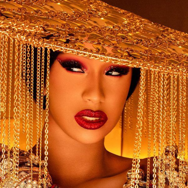 Model Sues Rapper Cardi B Over Naughty Album Cover: Laurel DeWitt Metal Apparel & Accessories Image By Laurel