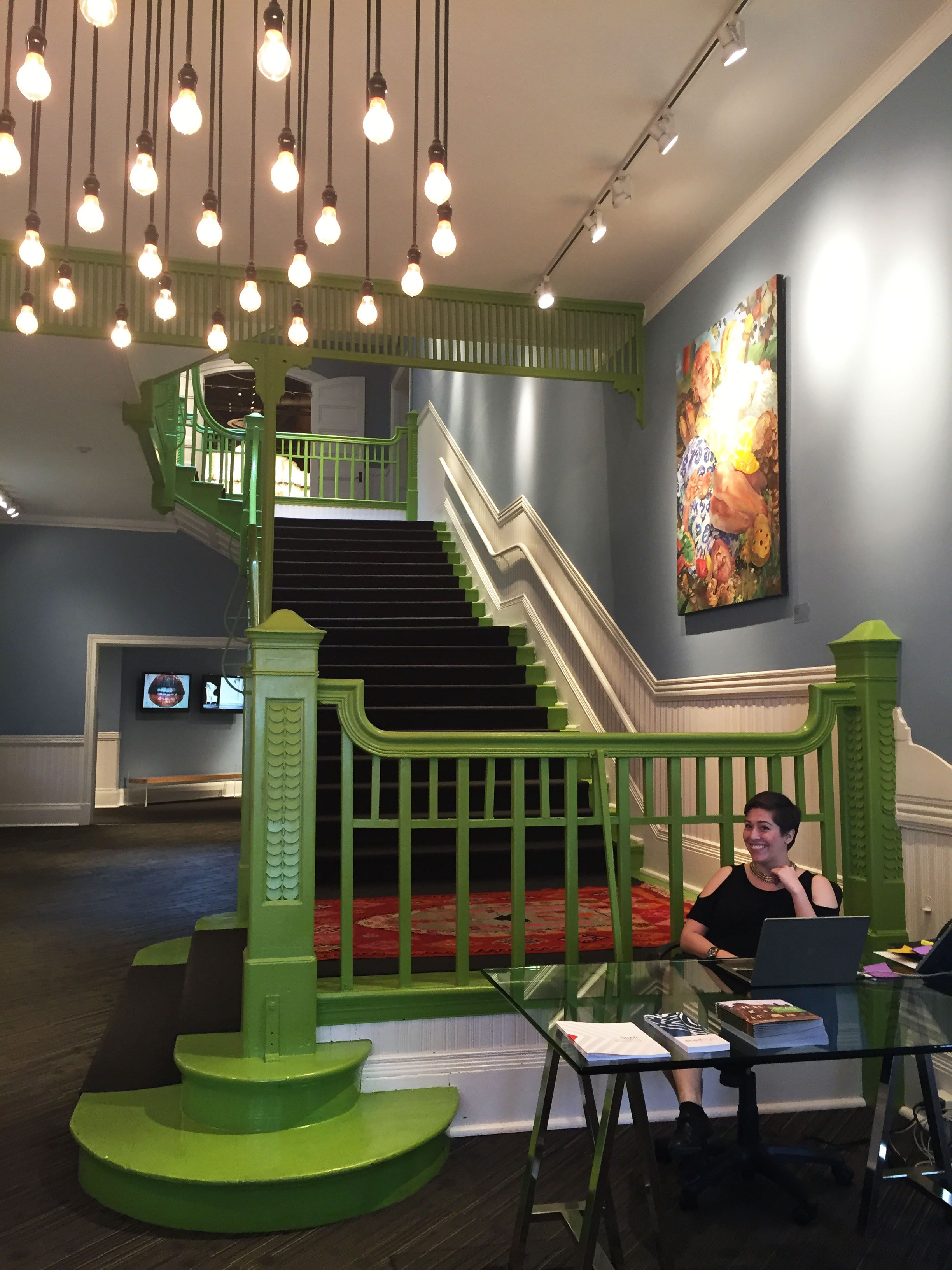 Poetter Hall Is Home To The SCAD Welcome Center Department Of Admission And