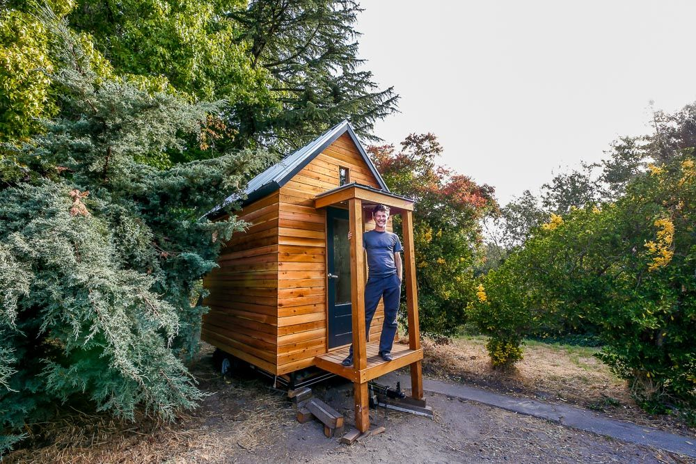 Jay Shafer S Stunning 5 000 Tiny House Living Big In A