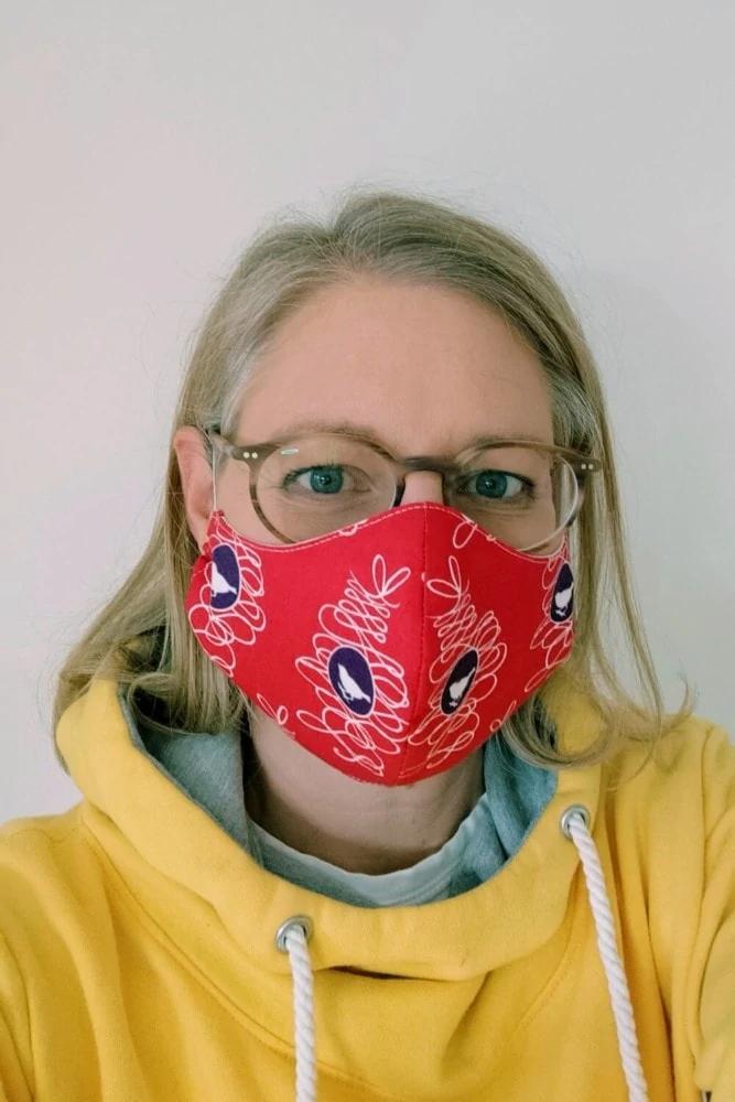 Photo of Atemschutzmaske selbst mit Filter nähen ★ Wie es funktioniert ★★★