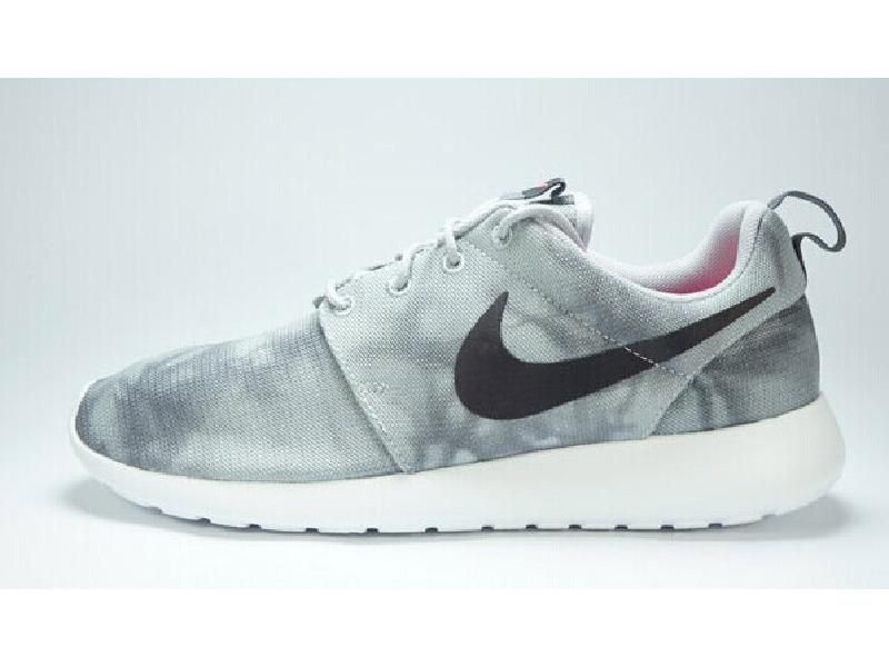 Lighting Shoes Nike Uni Roshe Run Print
