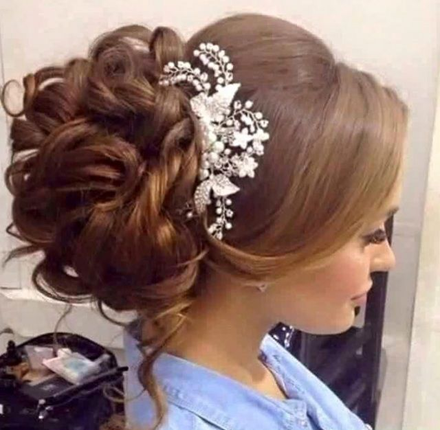 Hottest Wedding Hairstyles #hairstyles #wedding #brides #bridetobe #bride