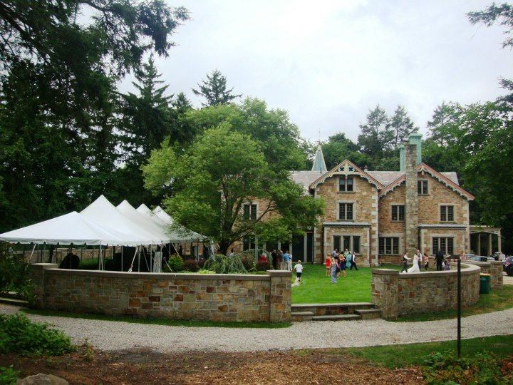 Queset Garden Easton, MA | Venues Welcoming B C  Tents! | House