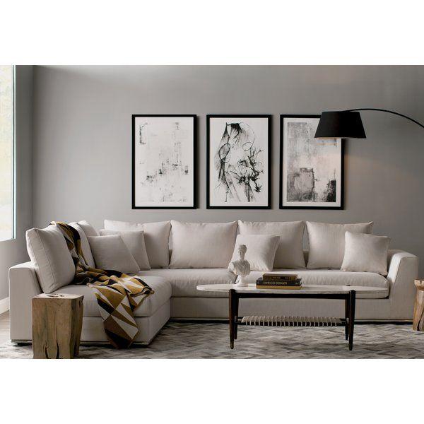 Renee 120 Quot Modular Sectional Modular Sectional Sofa