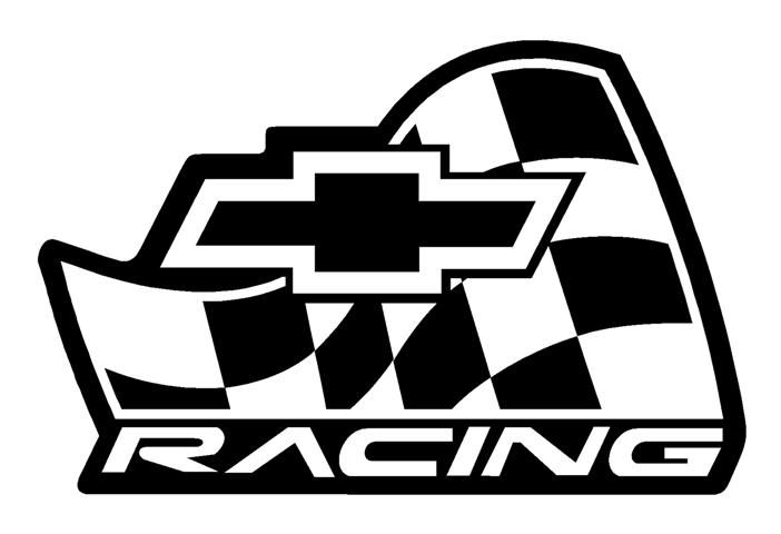 Cool Chevy Racing Logos Car Wallpaper Vinyl Decal Stickers