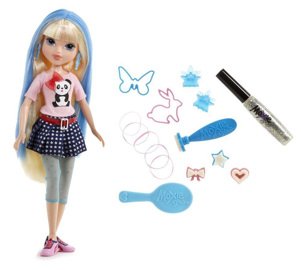 Moxie Girlz Magic Hair Stamp Designer Doll Avery Nib Mga Dollswithclothingaccessories Stamp Design Magic Hair Fashion Dolls