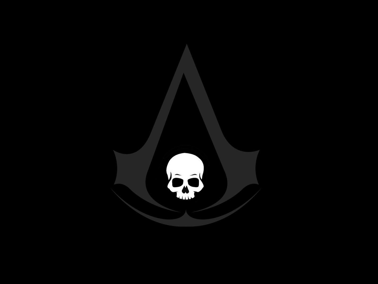 Assassin S Creed Iv Black Flag Logo 2 Assassins Creed