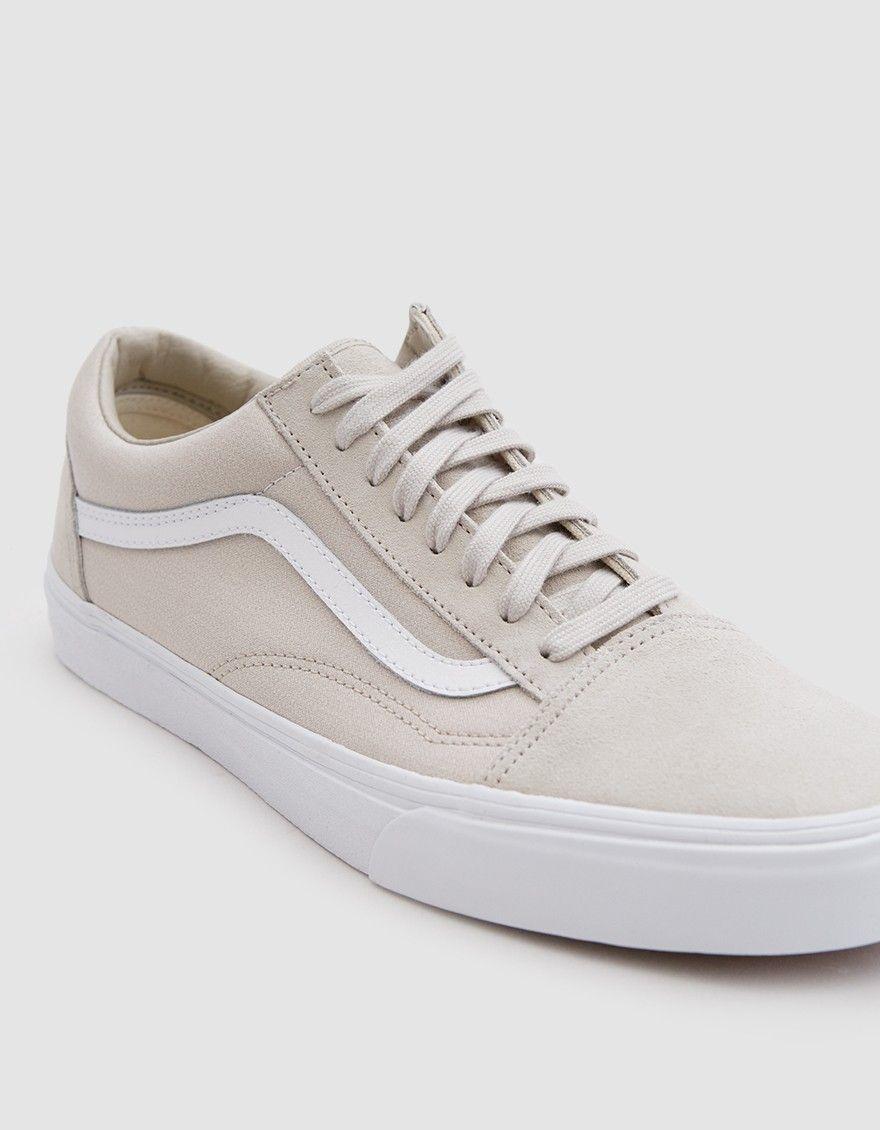 Vans / Old Skool Suiting Sneaker in
