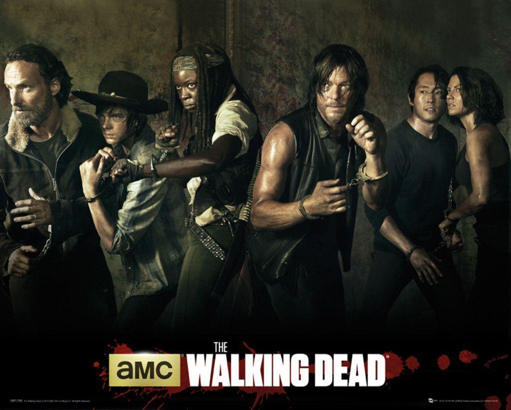 The Walking Dead Season 5 Official Mini Poster Walking Dead