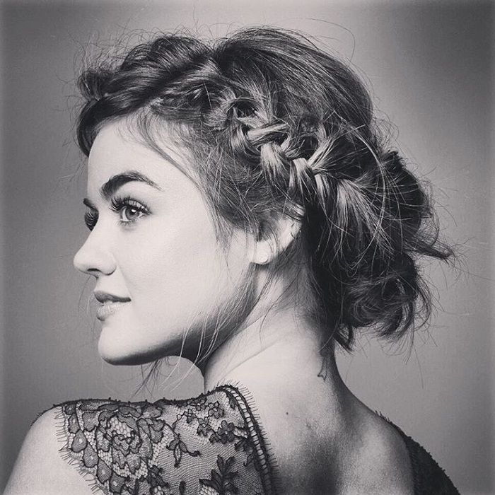 21 Wedding Updos With Braids Modern Take On