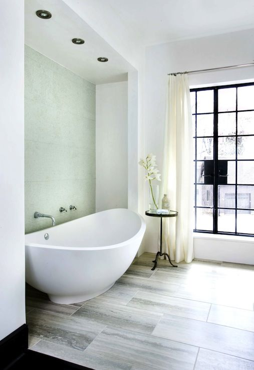 Hammersmith Bathrooms Contemporary Travertine Floors Gray Travertine Floors Modern White