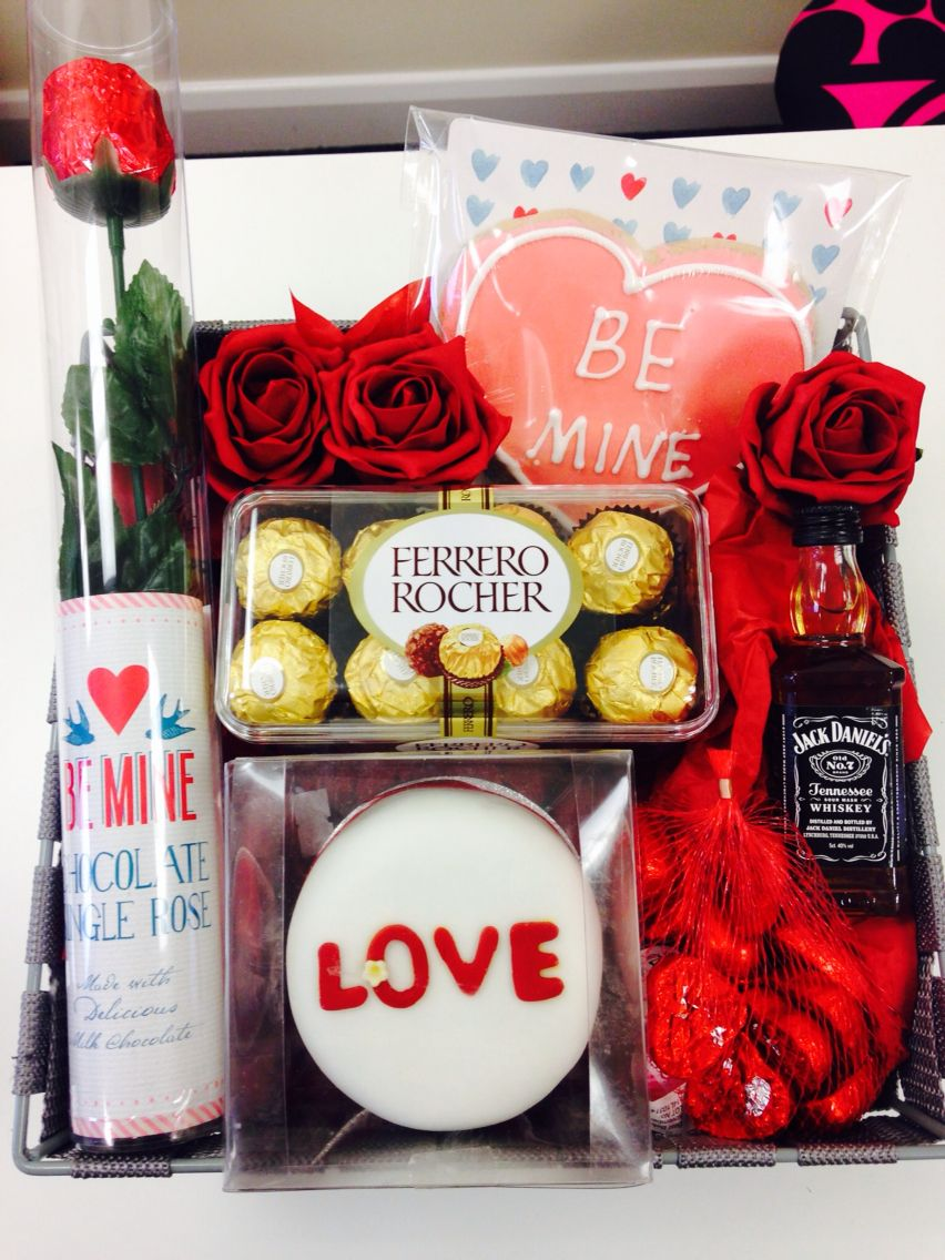 Made To Order Valentines Day Hamper For That Special Someone