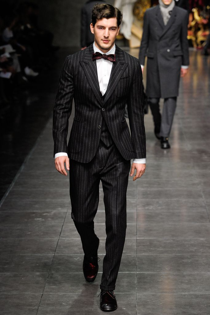 Dolce & Gabbana - Fall 2012 Menswear - Look 47 of 76