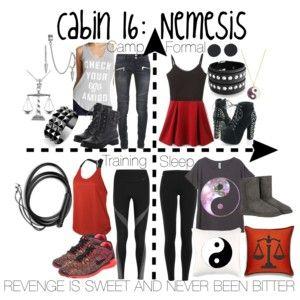 Cabin 16: Nemesis