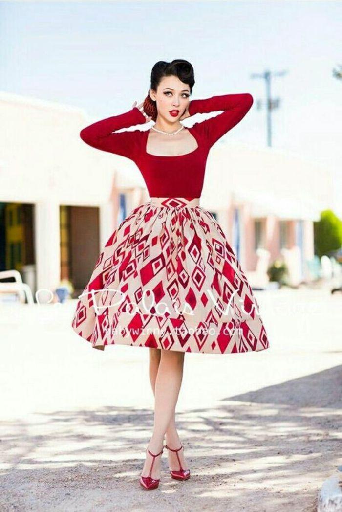 e767e9bc0c903 NEO1 6 Rockabilly Fashion, Greaser Fashion, Rockabilly Style, 1950s  Fashion, Vintage