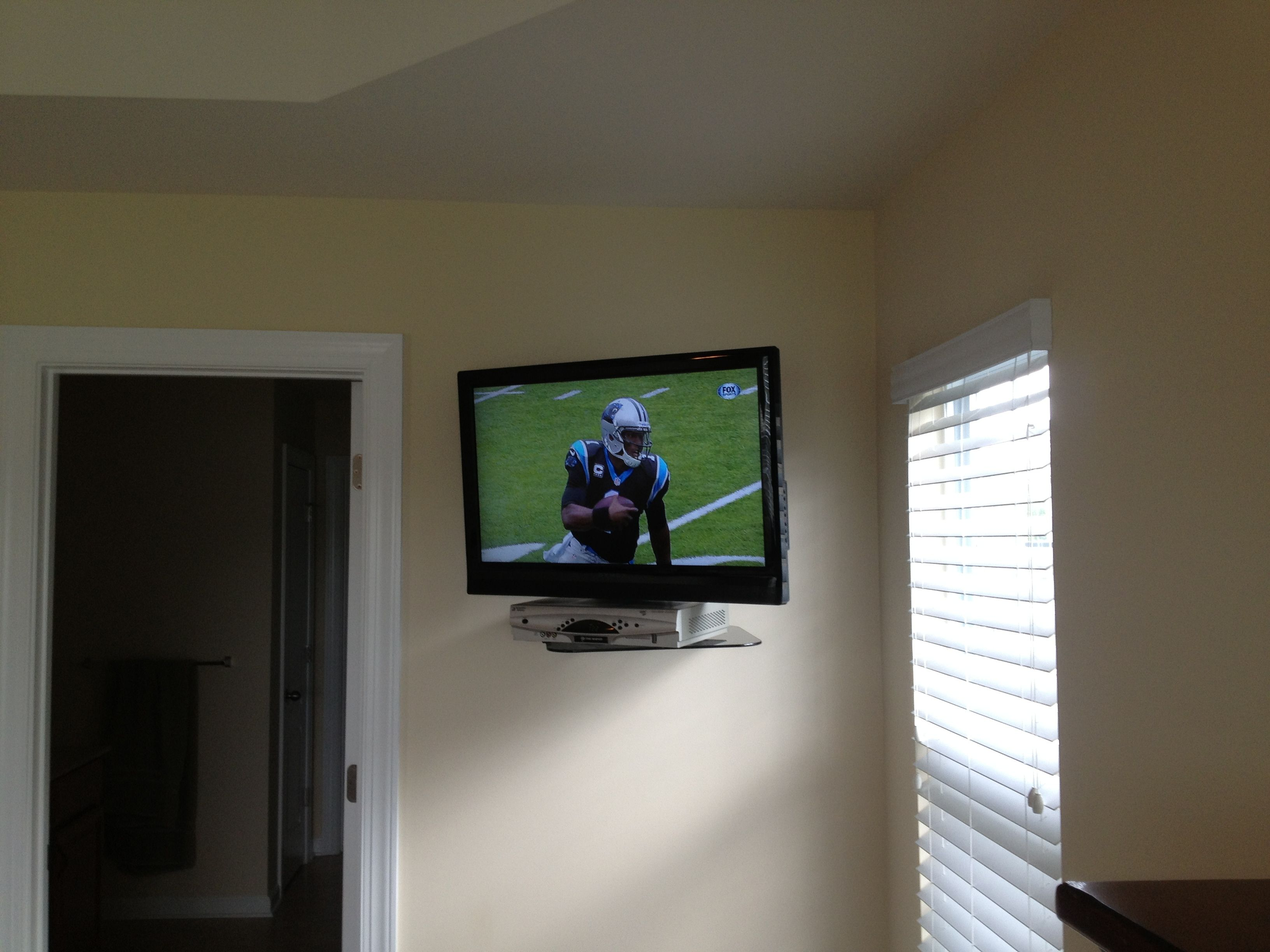 charlotte home theater installation projector surround wiring tv mounting flatscreen tv  [ 3264 x 2448 Pixel ]