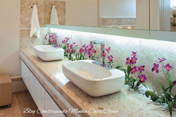 banheiros e lavabos com jardins de inverno quais plantas usar search and cleanses. Black Bedroom Furniture Sets. Home Design Ideas