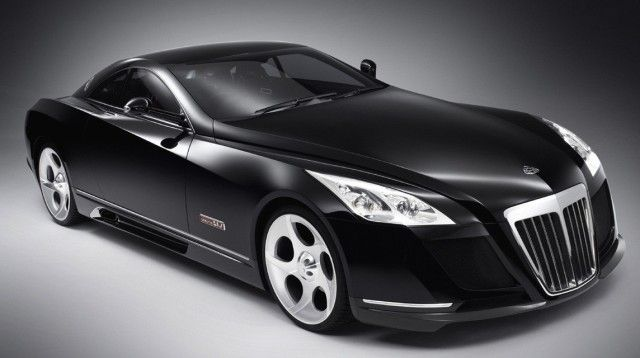 Maybach Exelero 8 Million Maybach Exelero Is A High