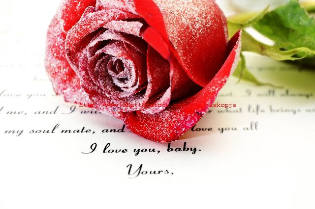 Show your true love by writing beautiful letter to your spouse for