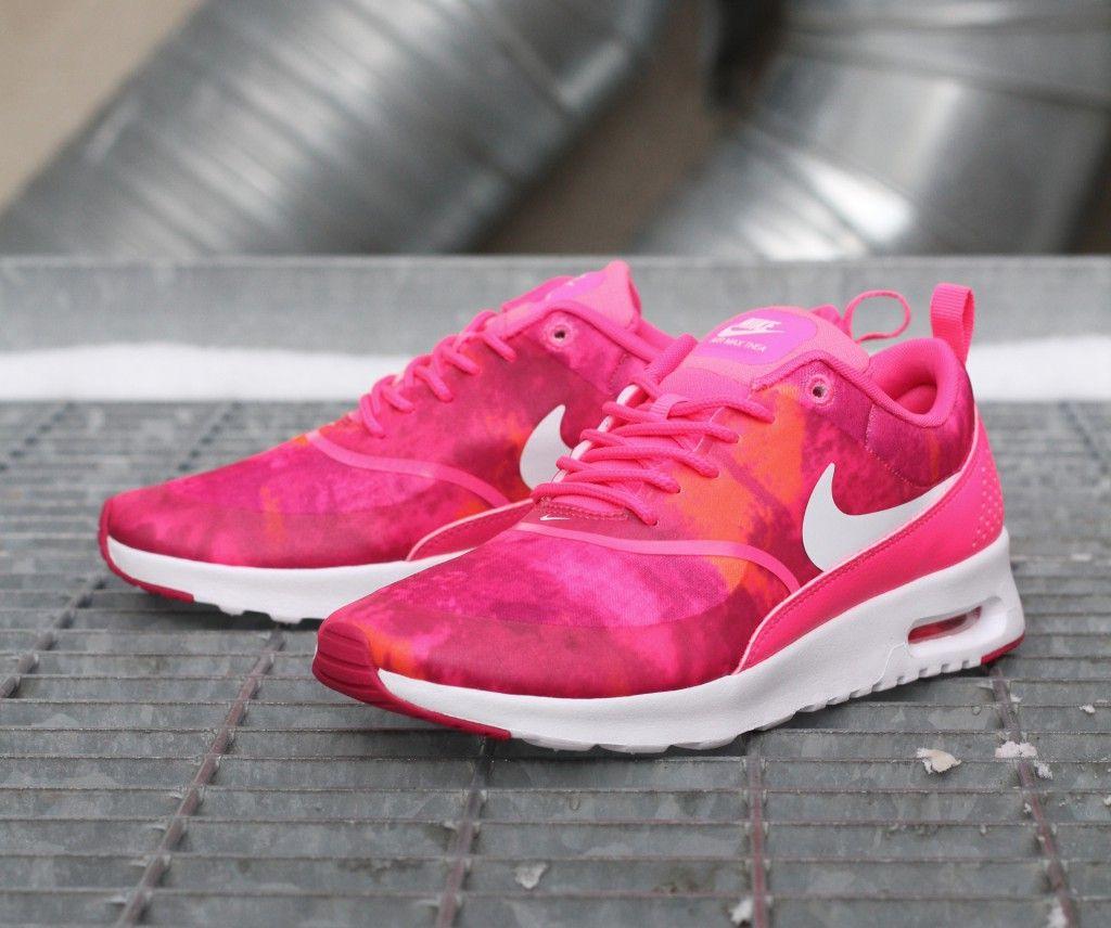 check out 021d2 9d393 Nike Wmns Air Max Thea Print 599408-602