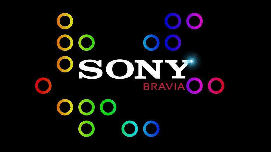 Brands sony sony bravia sony backgrounds sony logo technology brands brand sony bravia - Sony bravia logo hd ...