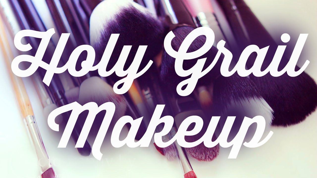 Holy Grail Makeup – My Top 5 Products of All Times – GERMAN VIDEO  Any makeup lover can tell you finding the perfect concealer, mascara or eyebrow pencil can become a lifelong journey. The variety of brands and products is a never ending sea of possibilities, so thank god for YouTube and the beauty gurus of the internet who are making this search a little easier for us. Today I thought I would join the quest and share my all time favorite makeup products with you – a.k.a. my holy grail of…