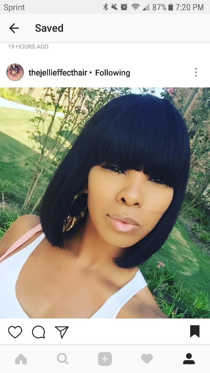 Chinese Bang Hairstyles : chinese, hairstyles, Styles,, Weave, Hairstyles,, Short, Styles