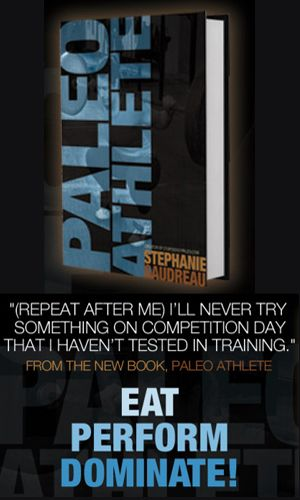 Eat. Perform. Dominate. Paleo Nutrition for Athletes