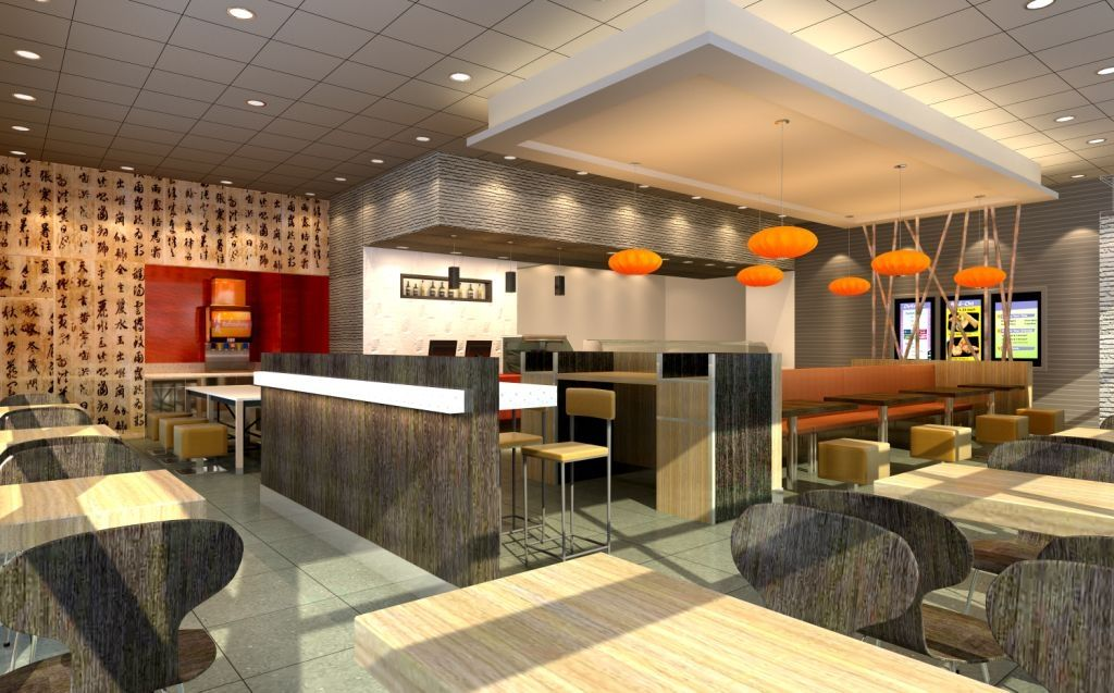 panda express 1500th store opens with new look fast casual