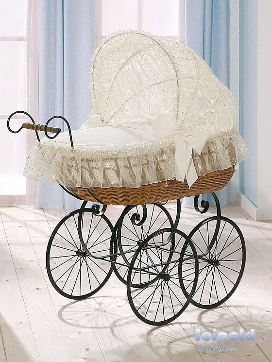 Old fashioned baby cradles 12