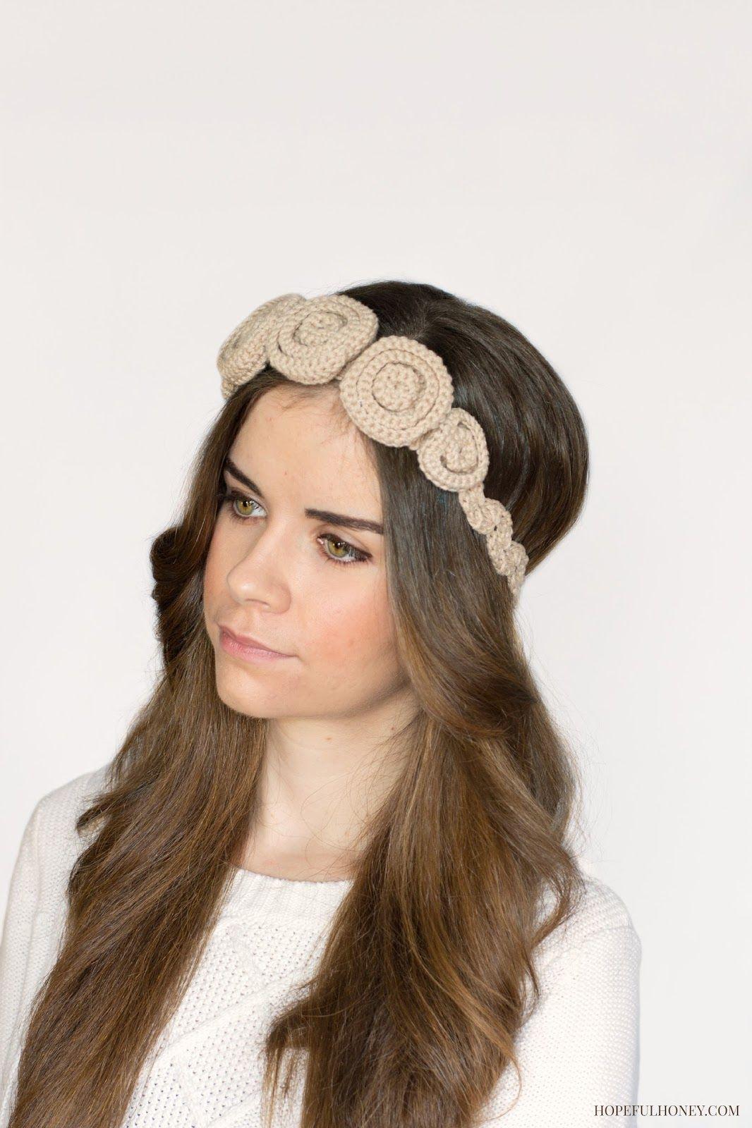 Aurora Headband Crochet Pattern | Headband crochet, Crochet and Patterns