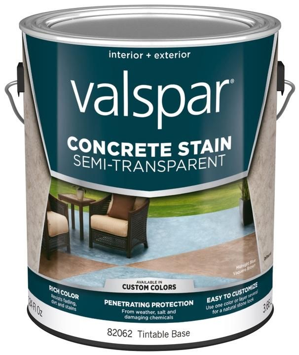 Valspar 024 0082062 007 Porch And Floor Semi Transparent