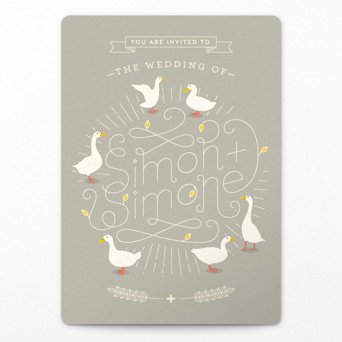 Simon + Simone - Velcro Suit - The Graphic Design and Illustration of Adam Hill