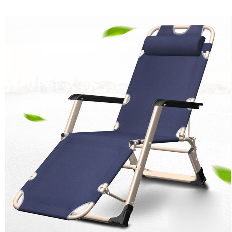 Widened Foldable Recliner Chairs Lie Flat Folding Beach Chair Non Slip Design Legs All With Metal Tube H Folding Beach Chair Beach Chairs Portable Beach Chairs