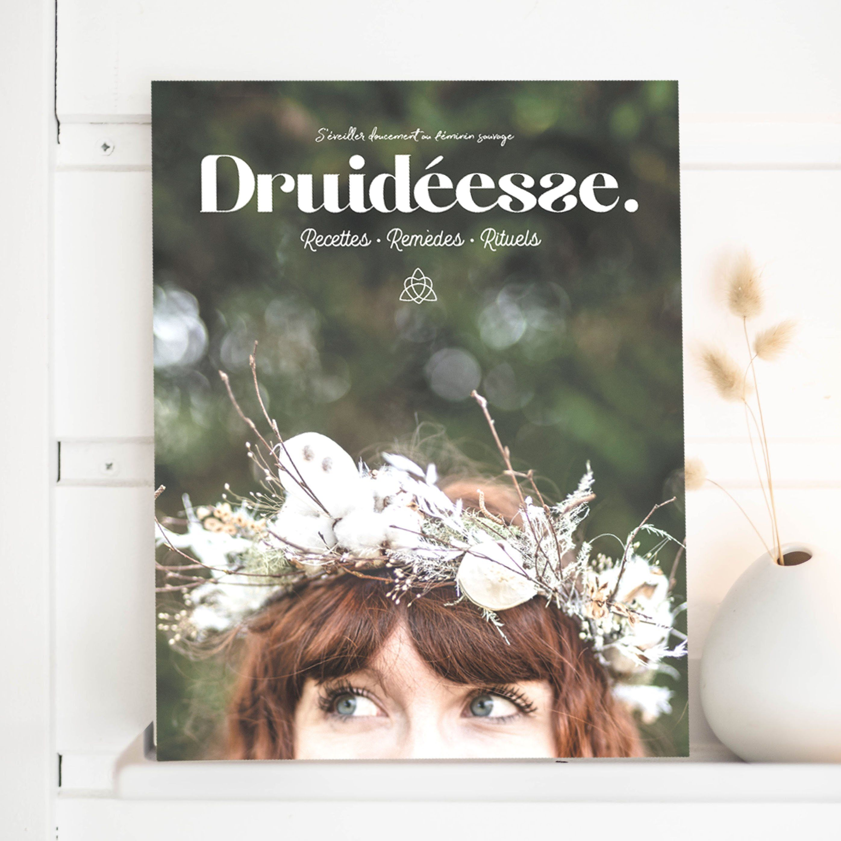 Commandez Votre Volume De Druideesse 3 De L Equinoxe De Septembre