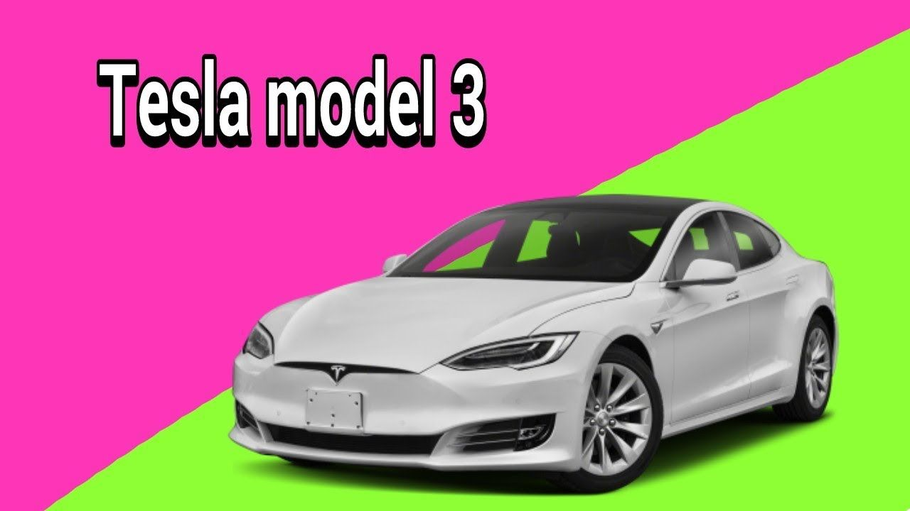 Pin by carnews reviewprice on 2018 Tesla Model 3 Is ...