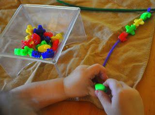 A Jewish Homeschool Blog: Parshas Chayei Sara, Alef Bet and more...