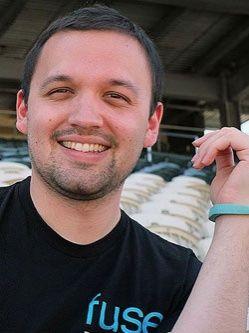 Arthur Kenzo, alumni 2012, now based in San Francisco